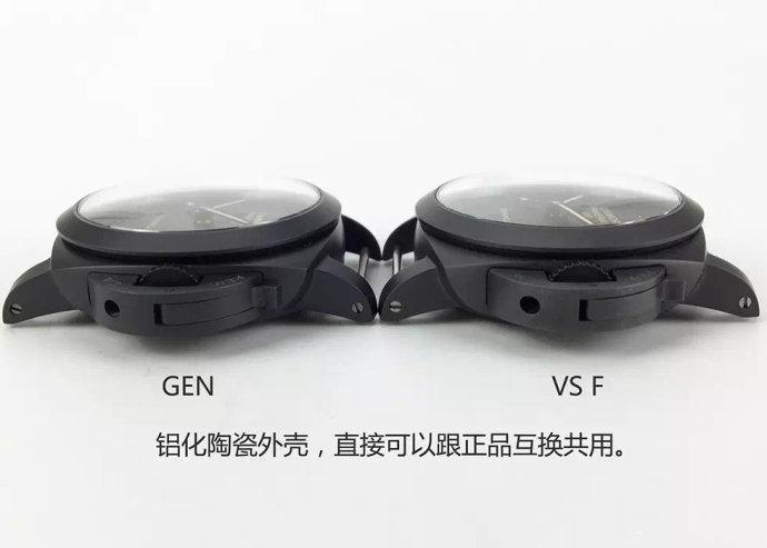 vs厂沛纳海441v2陶瓷表壳