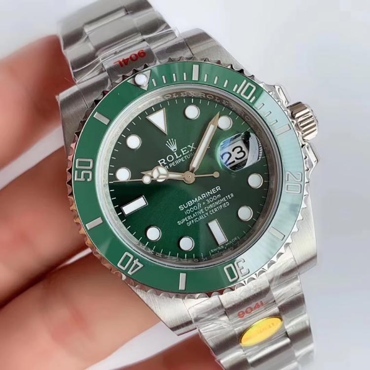N厂绿水鬼复刻手表大厂代表作
