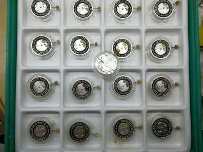 VS厂沛纳海312机芯P9000