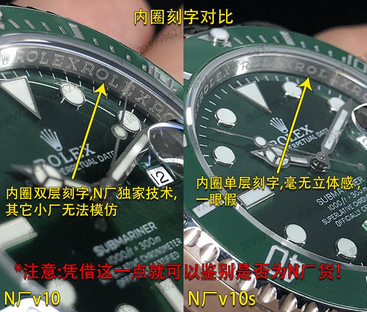 n厂v10绿水鬼鉴定