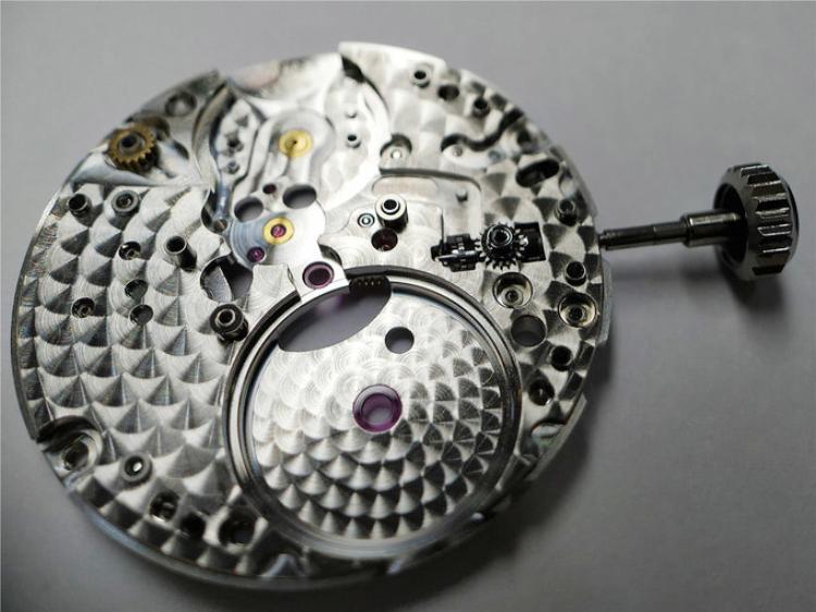 劳力士新3235机械机芯拆解大揭秘